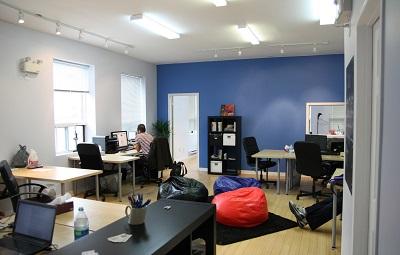 Opening the door to coworking spaces (3/4)